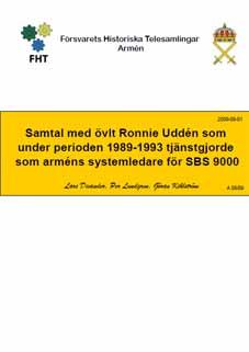 Samtal med Övl Ronnie Uddén